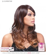 It's a wig Futura Synthetic Quality Full Wig - Q-CLEMENTINE