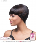 It's a wig Futura Synthetic Quality Full Wig - Q-ESTHER