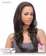 It's a wig Futura Synthetic Half Wig - HW GLAMOUR