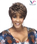 Vivica Fox Full Wig AMY - Synthetic Stretch Cap Full Wig