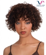 Vivica Fox Full Wig HH-WHITNEY - Human Hair Stretch Cap Full Wig