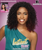 Sensationnel Instant Weave 2IN1 Style RIO - Futura Synthetic Half Wig