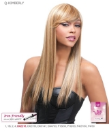 It's a wig Futura Synthetic Quality Full Wig - Q-KIMBERLY