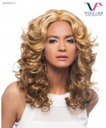 Vivica Fox Lace Front Wig SERENITY - Synthetic PURE STRETCH CAP Lace Front Wig