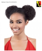 Motown Tress Hair Piece PD-AFRO2PC - Synthetic PONYDO DRAWSTRING Hair Piece