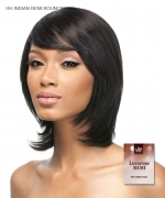 It's a wig Remi Human  Full Wig - HH INDIAN REMI BOUNCE