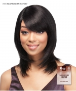 It's a wig Remi Human  Full Wig - HH INDIAN REMI KERRY