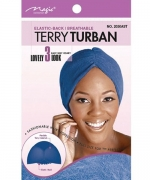 Magic Terry Turban  Assort