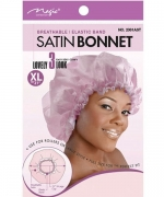 Magic Satin Bonnet X Large  Assort