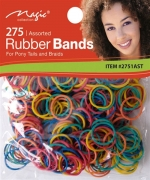 Magic 275PCS Rubber Band Assorted
