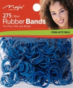 Magic 275PCS Rubber Band Blue