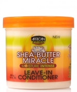 African Pride Shea Butter Leave-In Conditioner 15 Oz.
