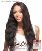 It's a wig Remi Human 100% Brazilian Lace Front - HH S LACE REMI CAMBRIDGE