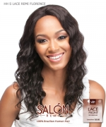 It's a wig Remi Human 100% Brazilian Lace Front - HH S LACE REMI FLORENCE