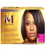 Motions Silkening Shine No Lye Relaxer System Super