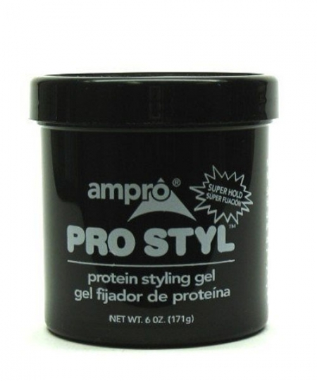 Ampro Pro Styl Protein Styling Gel- Super Hold, 6 oz