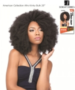 Sensationnel AFRICAN COLLECTION Synthetic BRAID - AFRO KINKY BULK 20