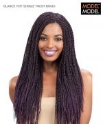 Model Model Braid - HOT SINGLE TWIST Synthetic Braid