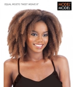 Model Model Braid - MOJITO TWIST 8  WEAVE Synthetic Braid