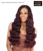 Model Model Weave Extention - ROMANIAN WAVE 20 BUNDLE   Synthetic Weave