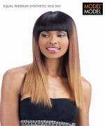 Model Model Full Wig - SKY PREMIUM Synthetic Full Wig