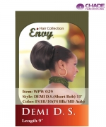 New Born Free Draw String Synthetic Hair Ponytail - WPW029 DEMI D.S.