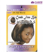 New Born Free Draw String Synthetic Hair Ponytail - WS064 D.S.