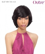 Outre Weave Extension  - TARA 4.6.8 VELVET REMI Human Hair Weave Extension
