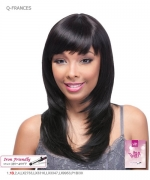 It's a wig Futura Synthetic Quality Full Wig - Q-FRANCES