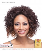 It's a wig Futura Synthetic Simply Lace Front Wig - SIMPLY LACE VANILLA