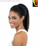 Motown Tress PD-01HT - Futura Synthetic Motown Hair Piece