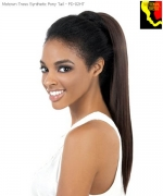 Motown Tress PD-02HT - Futura Synthetic Motown Hair Piece
