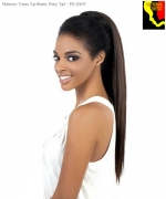 Motown Tress PD-03HT - Futura Synthetic Motown Hair Piece