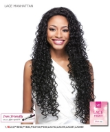 It's a wig Futura Synthetic Lace Front Wig - LACE MANHATTAN
