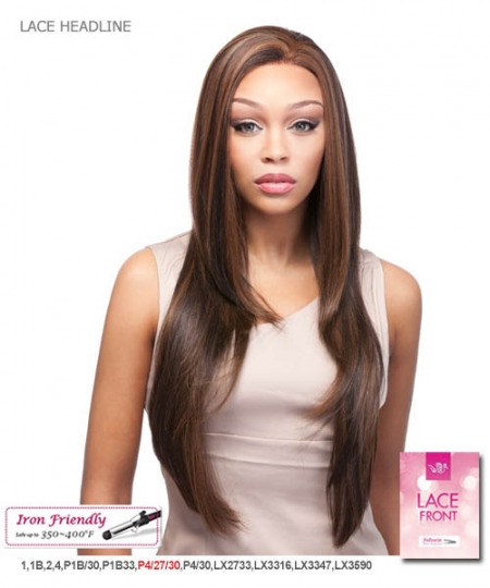 It's a wig Futura Synthetic Lace Front Wig - LACE HEADLINE