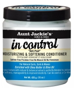 Aunt Jackie's in Control Anti-Poof Moisturizing & Softening Conditioner 15oz