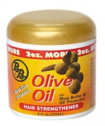 Bronner Brothers Olive Oil Hair Strengthener 6oz