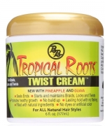Bronner Brothers Tropical Roots Twist Cream 6oz