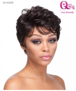 It's a wig Futura Synthetic Quality Human Hair Premium Mix Wig - HH ROSIE