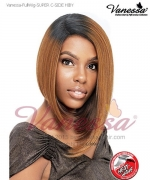 Vanessa Full Wig SUPER C-SIDE HIBY - Synthetic Lace Part  Full Wig