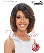 Vanessa Full Wig SUPER C-SIDE JANE - Synthetic Lace Part  Full Wig