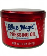 Blue Magic Hair Pressing Oil with Lanolin 5 oz
