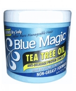 Blue Magic Tea Tree Oil Leave-in Conditioner 13.75 oz