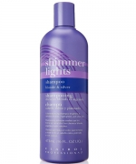 Clairol Professional Shimmer Lights Shampoo blonde & silver 16 oz