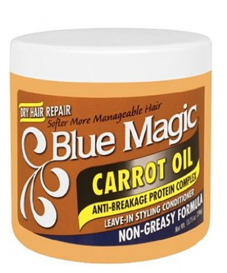 Blue Magic Carrot Oil Leave-in Conditioner 13.75 oz