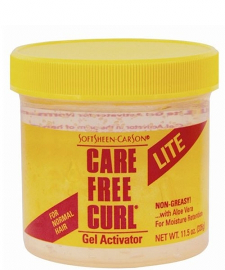 Care Free Curl Lite Gel Activator 11.5 oz