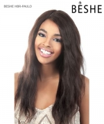 Beshe 100% BRAZILIANREMY UNPROCESSED Remi Human Hair  Full Wig - HBR-PAULO
