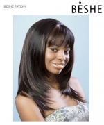 Beshe  Synthetic Full Wig - PATCHY