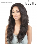 Beshe 100%Brazilian  Remi Human Hair  Lace Front Wig - HBR-L.SARA