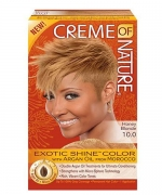 Creme Of Nature Hair Color, Honey Blonde 10.0